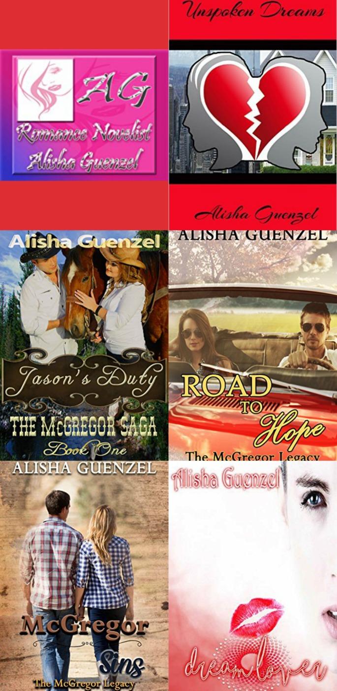 alisha-all-books