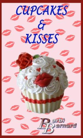 Barbi cupcake front