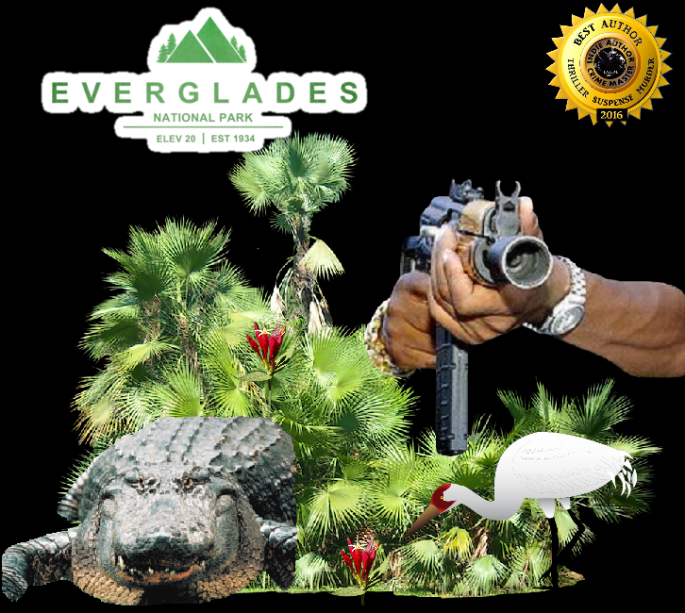 Ger everglades with gun
