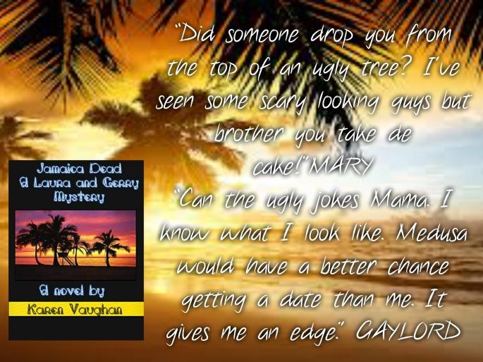 Karen jamaica dead quote.jpg