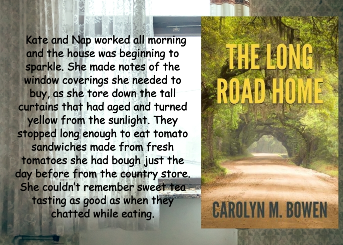 Carolyn long road home excerpt