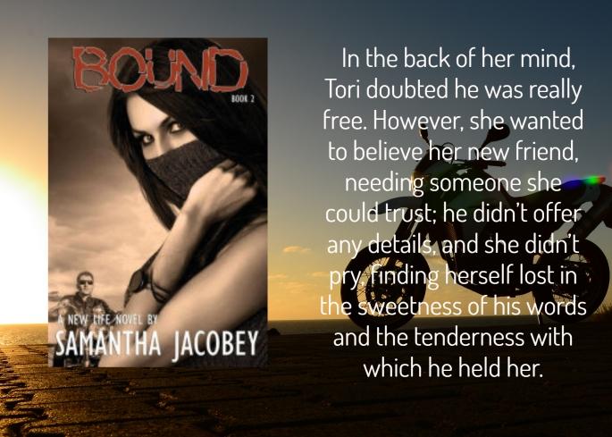 Sam bound excerpt