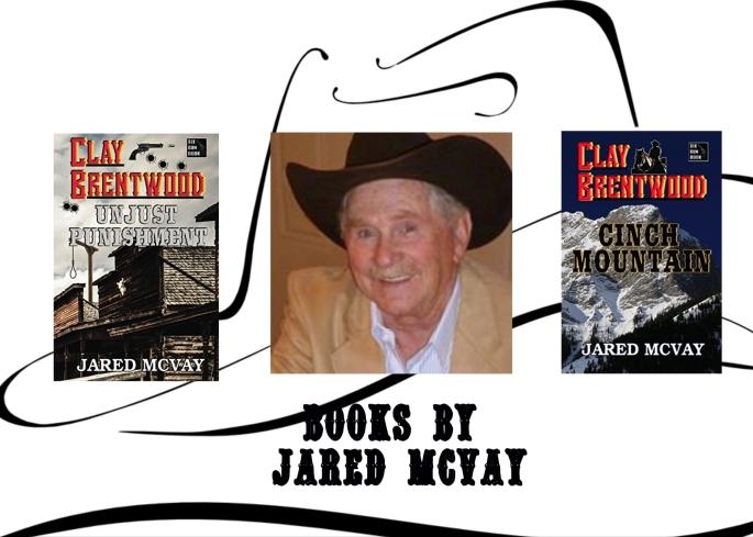 Jared McVay books