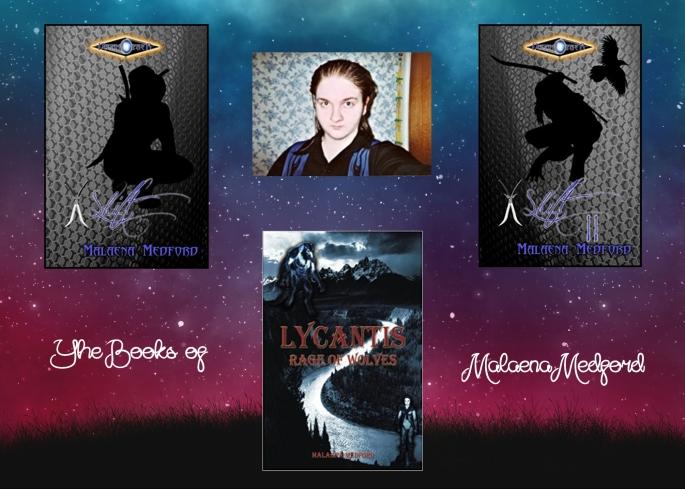 Malena Medford books