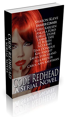 Carol Code Redhead  A Serial Novel.jpg