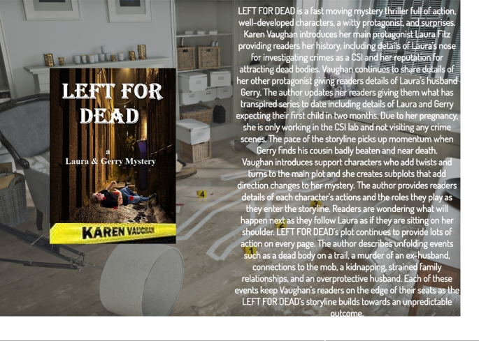 Karen left for dead review 2