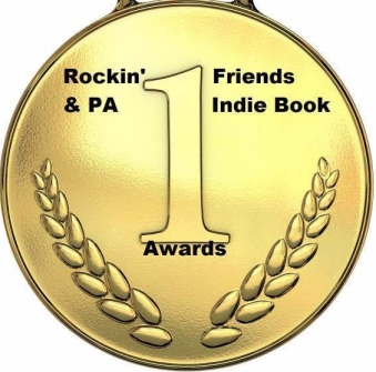 JS This medal needs the ribbon cut off. It's for both books.