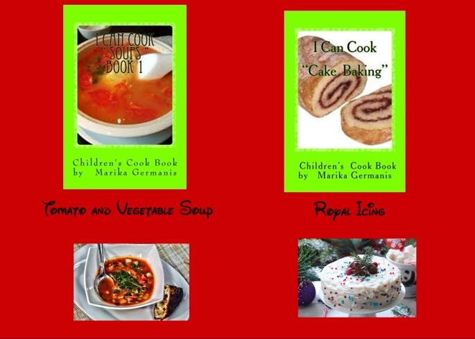 Marika soups 1 and cake.jpg