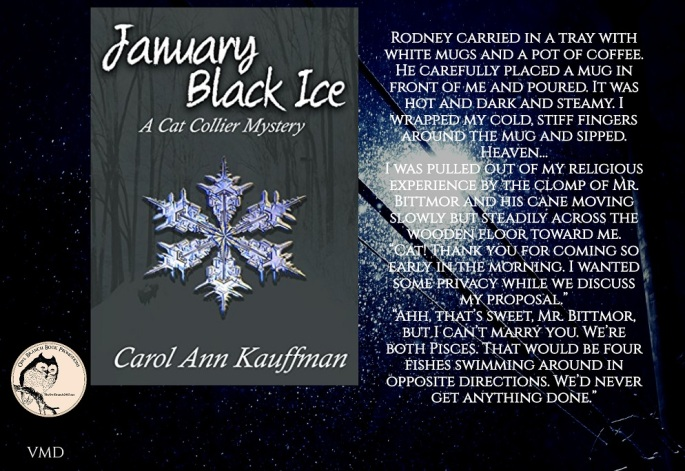 Carol january black ice talk.jpg